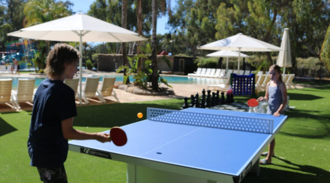 Outdoor Tennis Table Image 2 900px