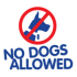 No Dogs Are Allowed At BIG4 Renmark Riverfront Holiday Park